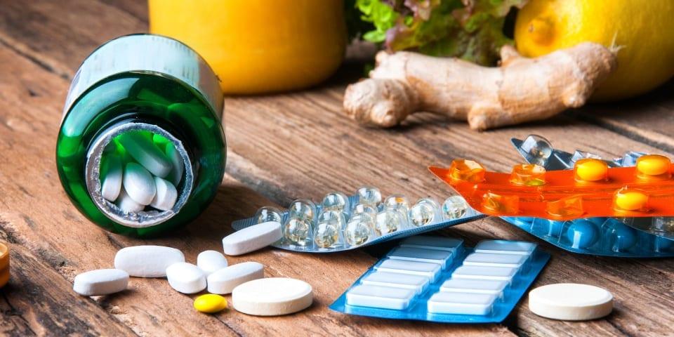 Vitaminesupplementen